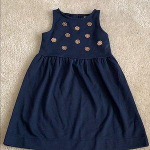 OshKosh blue fit and flare dress